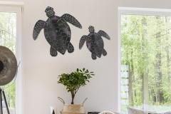 White Furniture In Room Turtle Art