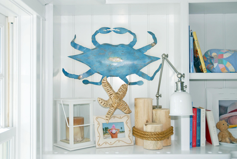 Crab & Lobster Sculptures