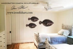 Permanent Fish Sculptures