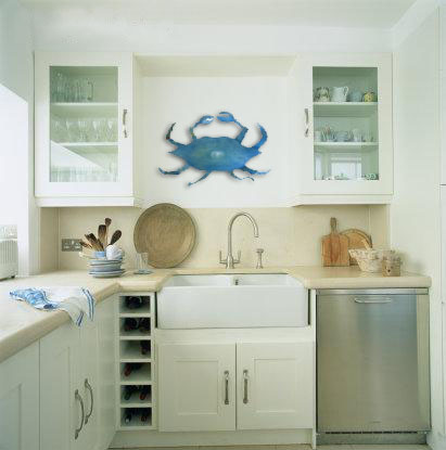 coastal kitchen decor