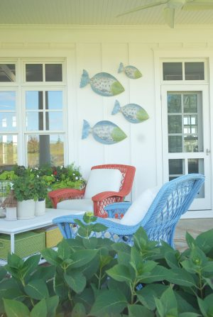 coastal porch