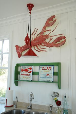 lobster wall art decor