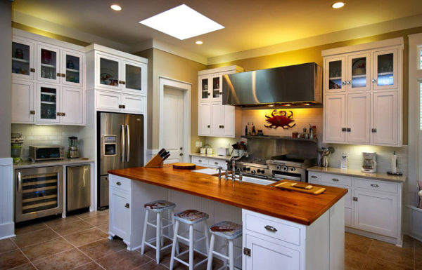 coastal kitchen